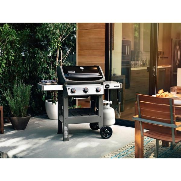 Visuel ambiance Barbecue à gaz Weber Spirit 2 E-310