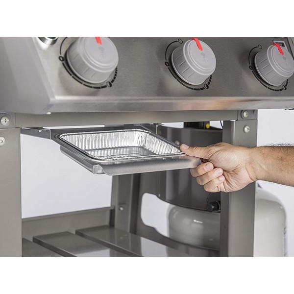 Récupérateur de graisses Barbecue à gaz Weber Spirit 2 E-310