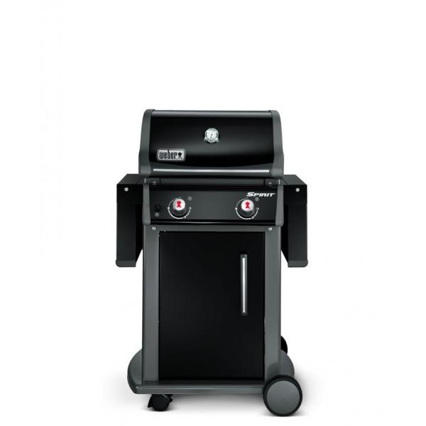 barbecue gaz weber spirit original e 210 black. Black Bedroom Furniture Sets. Home Design Ideas