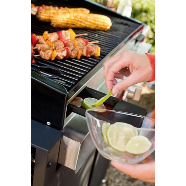 barbecue gaz 3 br leurs brahma 4 0 ceram barbecook. Black Bedroom Furniture Sets. Home Design Ideas