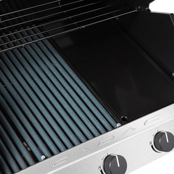 Barbecue à gaz encastrable Cadac MERIDIAN 3 brûleurs