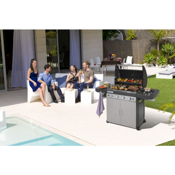 barbecue gaz campingaz 4 series classic lxs raviday. Black Bedroom Furniture Sets. Home Design Ideas