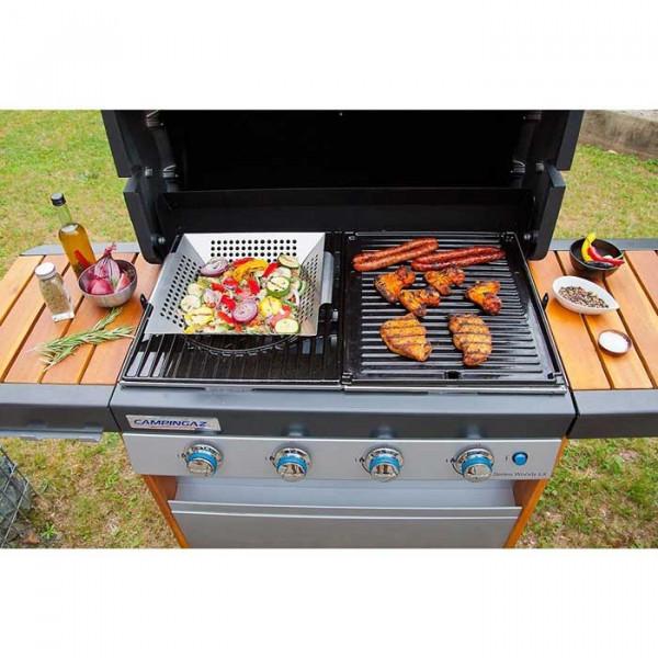Panier à Légumes pour barbecue en Inox Campingaz