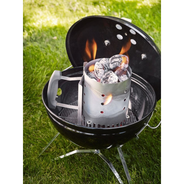 Cheminee D Allumage Rapidfire Weber Pour Petits Barbecues A Charbon