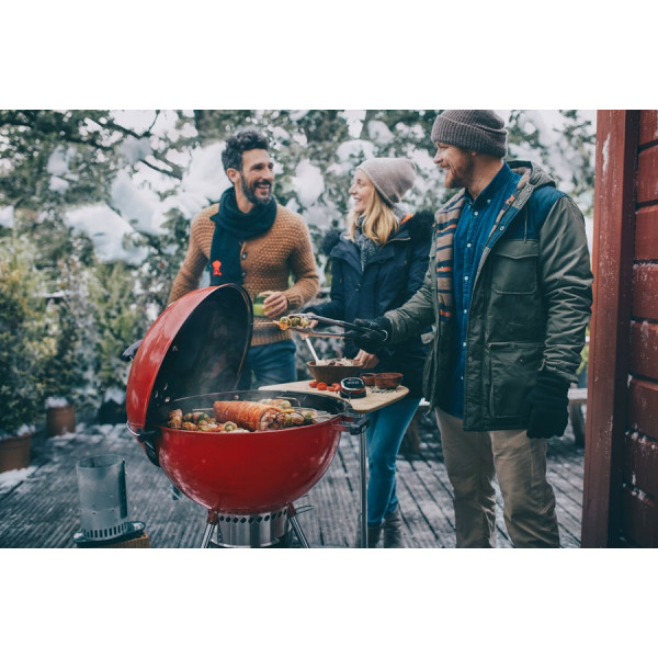 Barbecue Weber Master-Touch Edition limitée Rouge