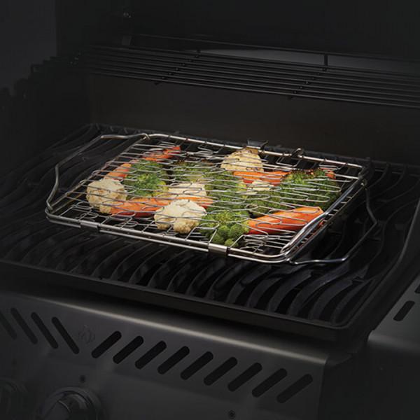 Panier de cuisson pour légumes et poissons Napoleon