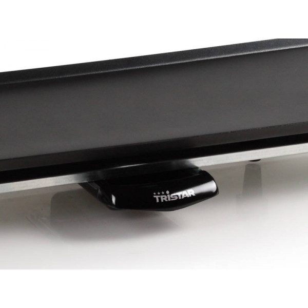 plancha de table tristar teppan yaki xxl raviday barbecue. Black Bedroom Furniture Sets. Home Design Ideas