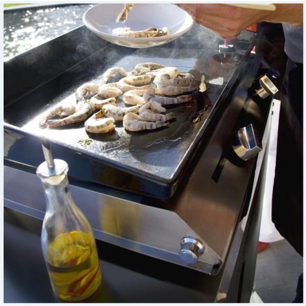 Plancha à gaz Barbecook BERO 2.0