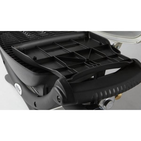Barbecue à gaz Weber Q 1200 Noir