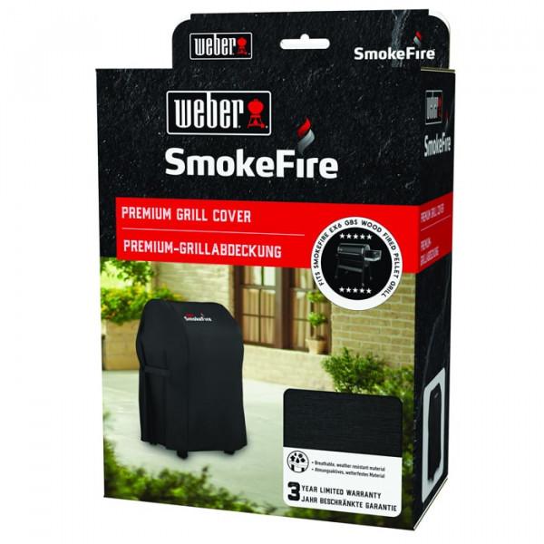 Housse premium 91cm pour Weber Smokefire EX6