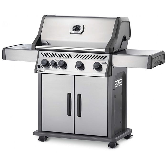Barbecue à gaz Napoleon ROGUE XT 525 SIB Inox