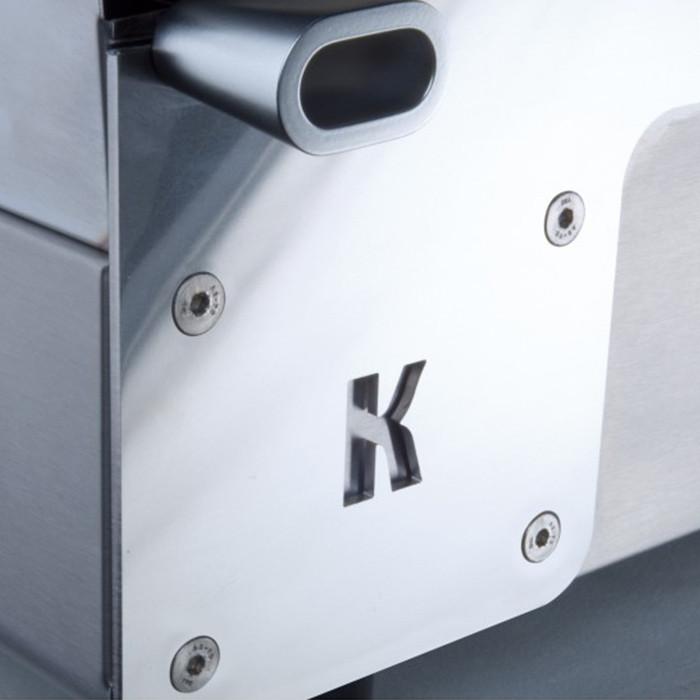 """Plancha électrique 2 feux Krampouz """"K"""" Double"""