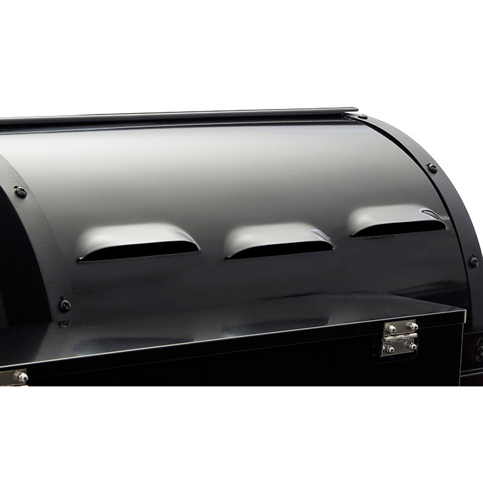 Weber Smokefire EX4 Ventilation arriève