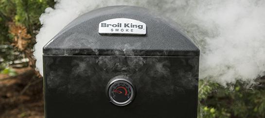 Fumoir Broil King Smoker Vertical au charbon
