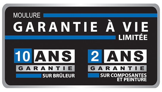 Garantie Broil King sur les barbecues Sovereign