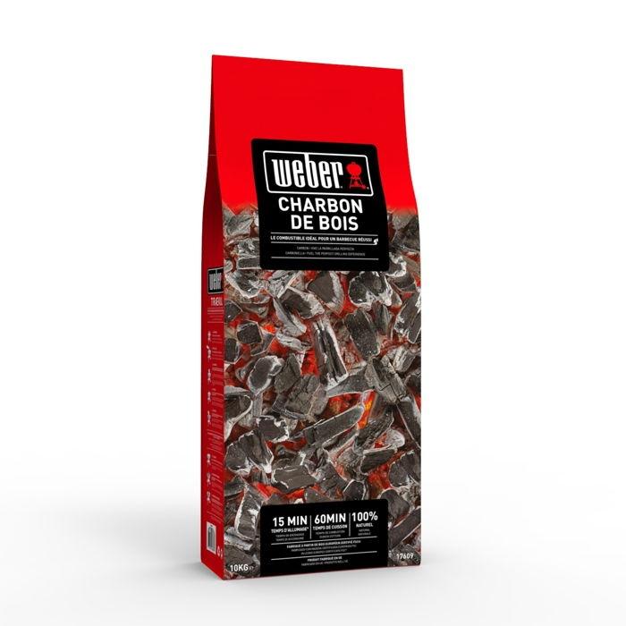 Sac de briquettes de charbon de bois Weber