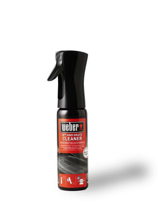 Spray nettoyant 2 en 1 weber 300 ml pour barbecues q brosses sprays et acc - Weber nettoyant facade ...
