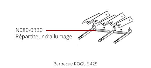 Répartiteur d'allumage R425