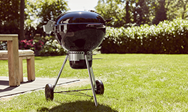 Barbecues à charbon Weber