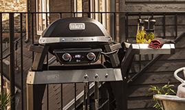 Barbecues électriques Weber