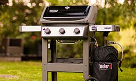 Barbecues à gaz Weber