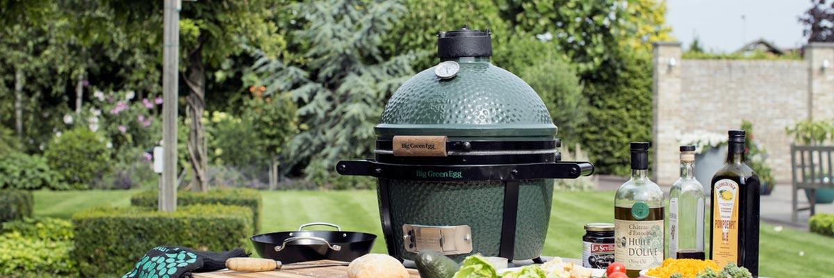 Big Green Egg, le barbecue en céramique