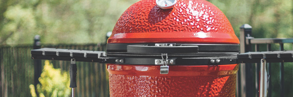 barbecue kamado