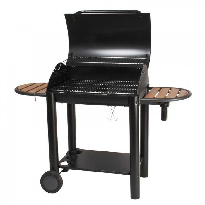 barbecue charbon avec cuve en fonte raviday barbecue. Black Bedroom Furniture Sets. Home Design Ideas