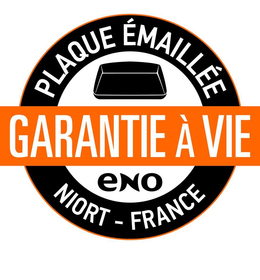 Planche ENO fabriquée en France et émail garantie à vie