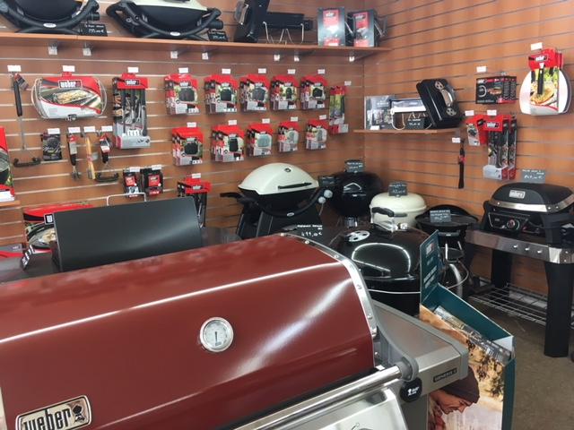 Des barbecues Weber, Campingaz, Barbecook dans notre boutique à Nort sur Erdre