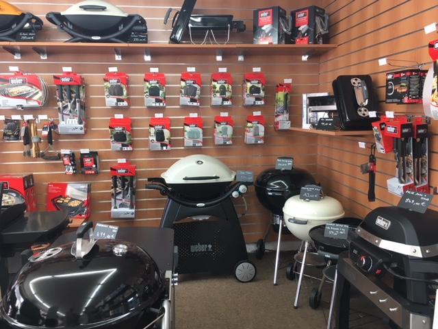 Tous les accessoires Weber et le Weber Pulse dans notre Boutique de barbecue à Nort sur Erdre