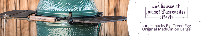 Offre Big Green Egg