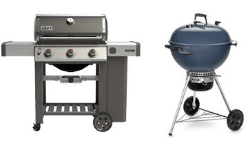 Acheter un barbecue Weber Genesis 2 ou Spirit 2 3 brûleurs