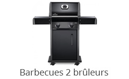 Barbecue gaz 2 brûleurs