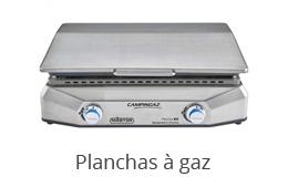 Plancha gaz