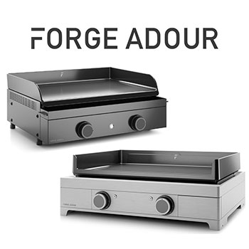 Logo Plancha Forge Adour