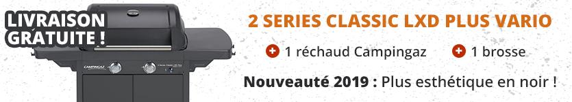 Barbecue 2 Series Classic LXD Plus Vario Campingaz