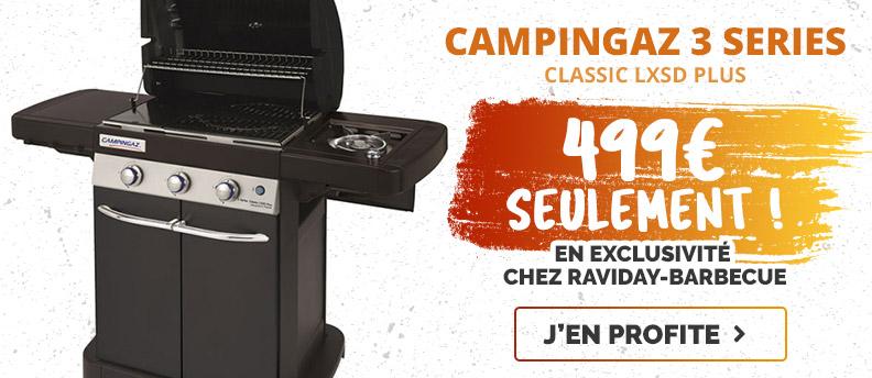 Acheter un barbecue Campingaz LXSD chez Raviday