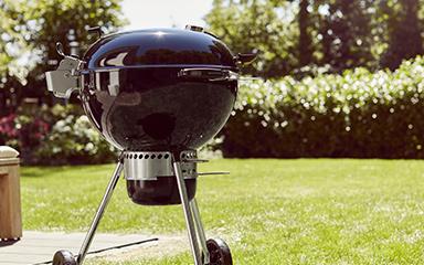 Voir le rayon Barbecue à Charbon