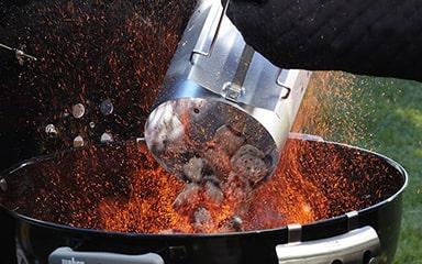 Voir le rayon Combustibles charbon et briquettes