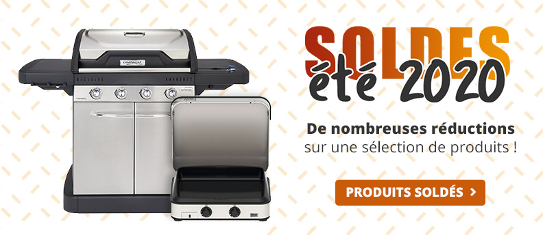 Soldes Barbecue Ete 2020