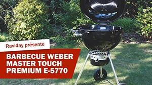 Weber Master-Touch Premium